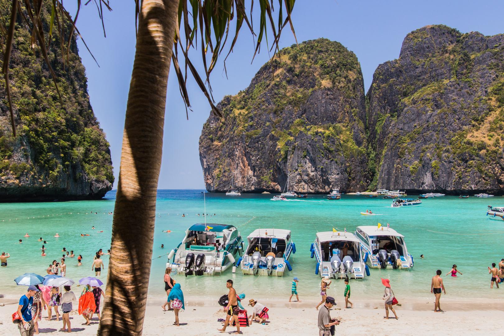 Invasion - Maya Bay/Südthailand