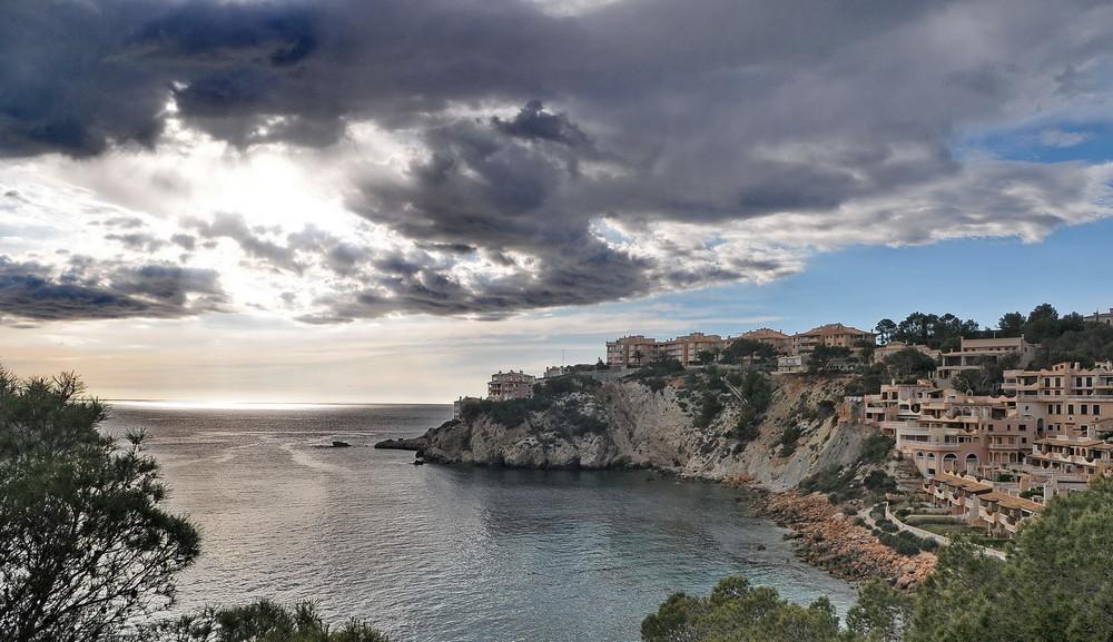 Invasion Urbanistica Santa Ponsa Mallorca