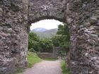 Inverlochy Castle mit Ben Navis
