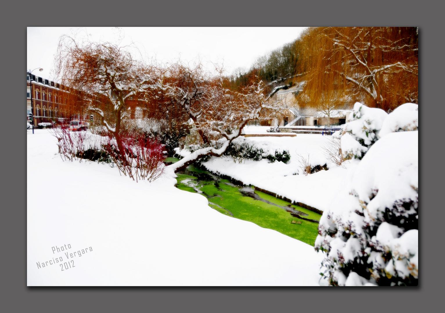 invierno - hiver