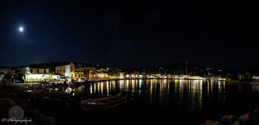 Ionian Islands Night View I