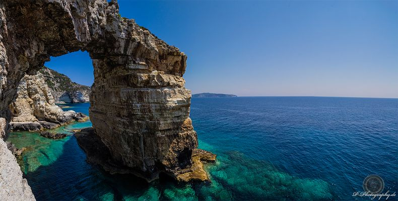 Ionian Islands View I