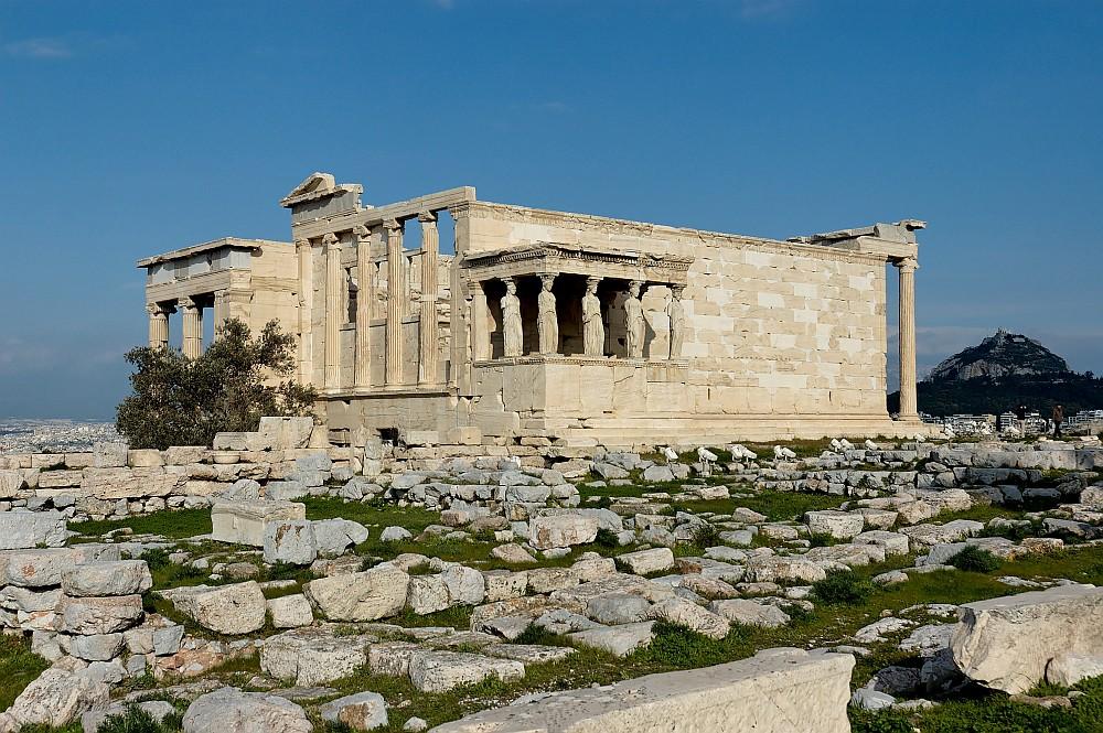 Ionic Tempel