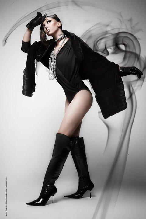 Ipanema Magazine - Editorial Black & White