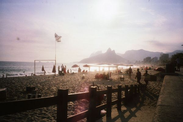 Ipanema - mein Lieblingsstrand