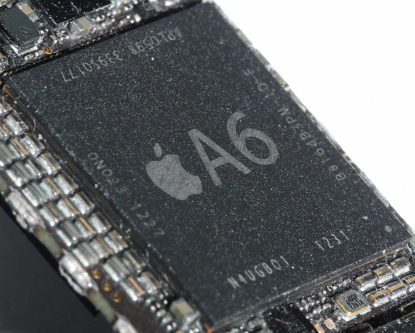 iPhone Apple A6