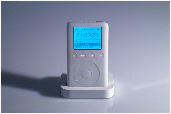 iPod 3 Generation