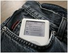 Ipod and blue Jeans ..