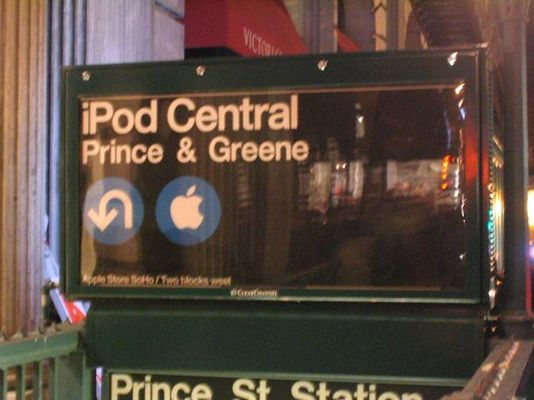 iPod Central