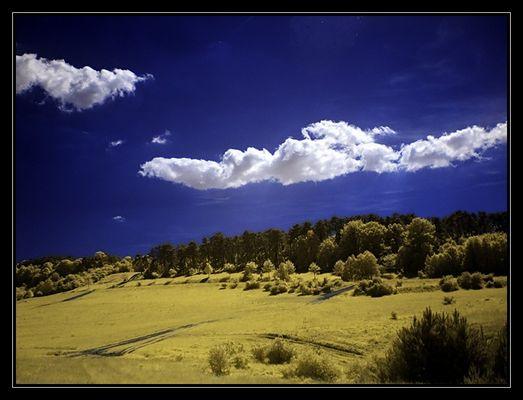 IR Landschaft