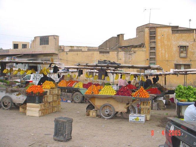 Irak, Basar in Erbil