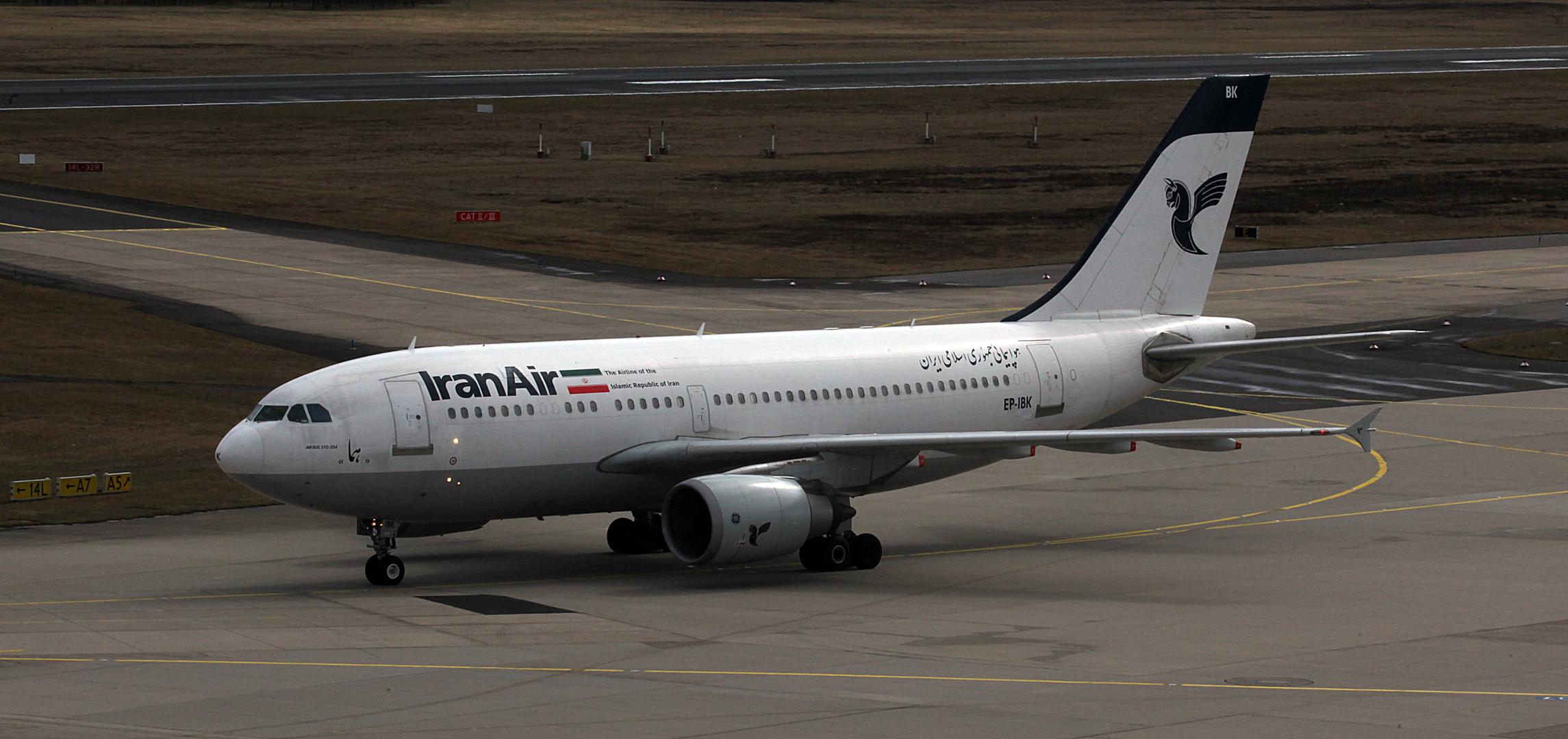 Iran Air ..