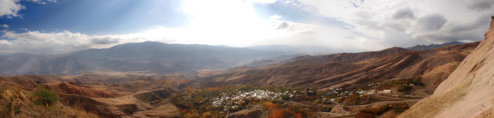 Iran - Alamoot Castle