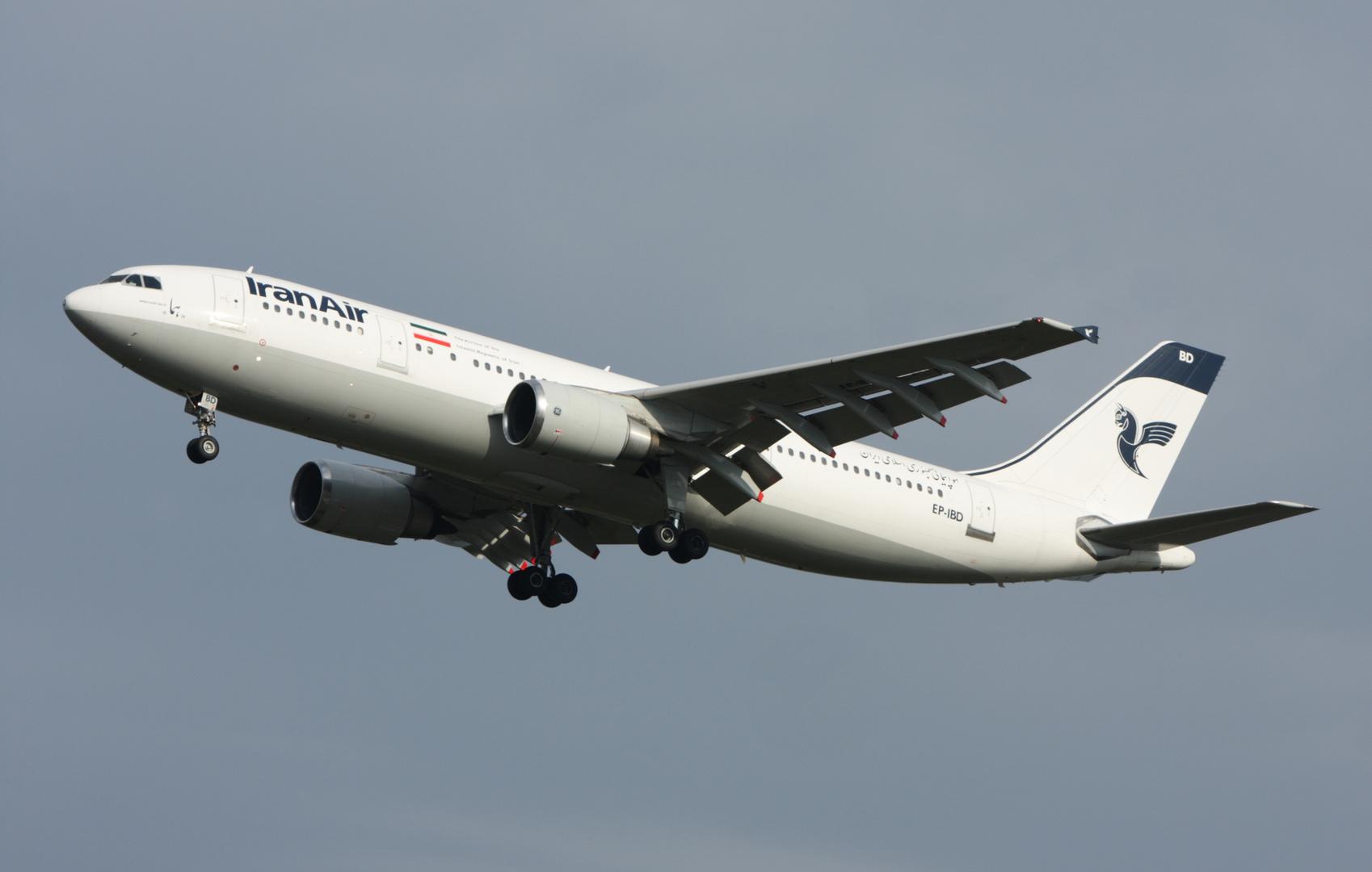 IranAir Airbus 300 B4-605R