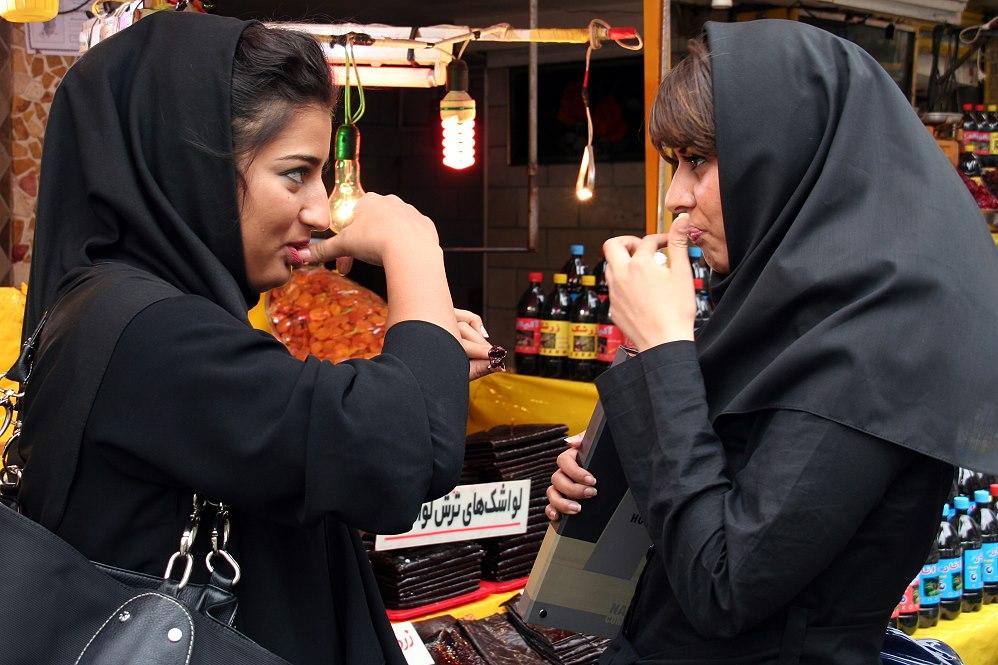 Iranische Süssigkeiten