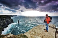 Ireland west coast light