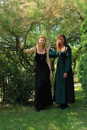 Irene und Nadine