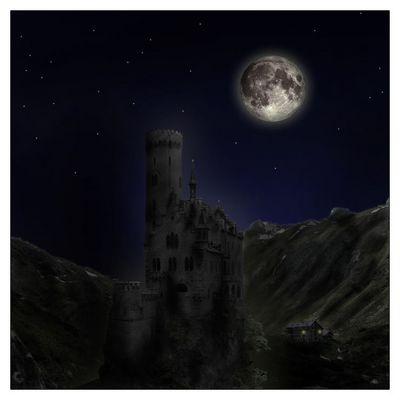 irgendeine Burg...
