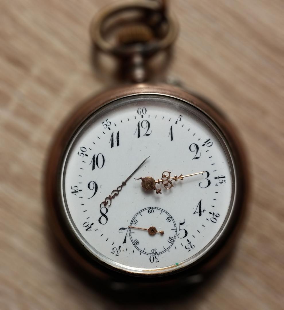 Irgendwann bricht die Zeit deines Lebens ab und bist nicht mehr da.