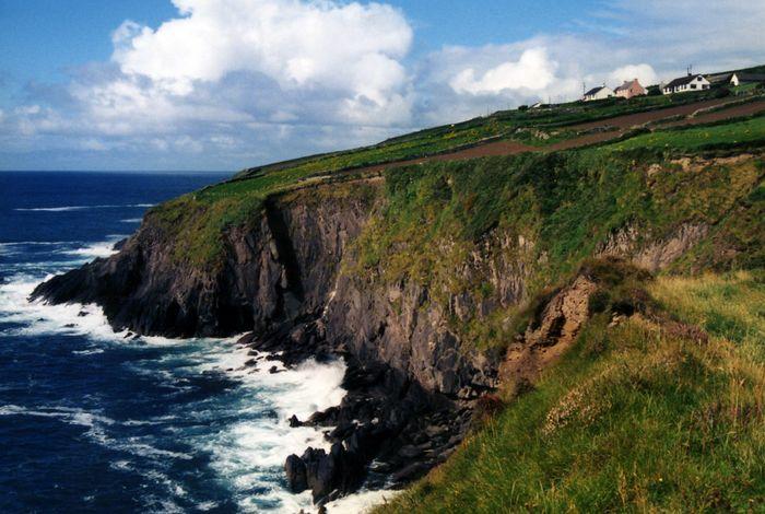 Irgendwo an der irischen Westküste