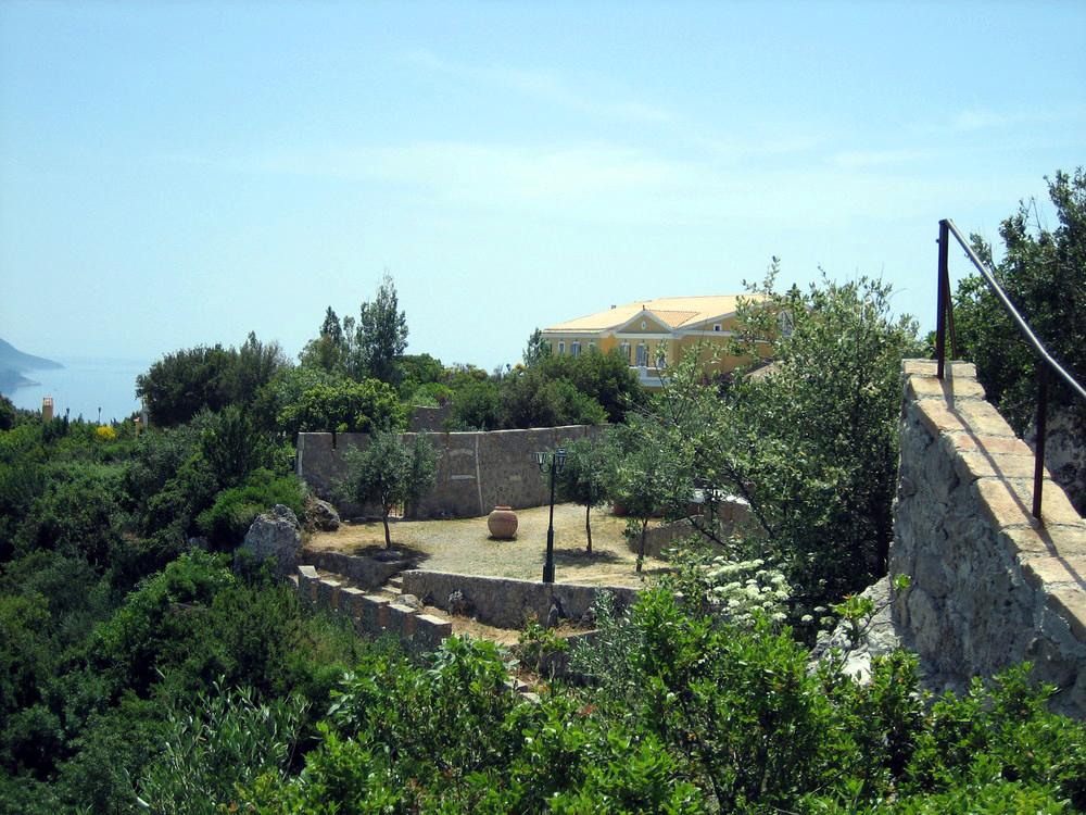 Irgendwo auf Korfu