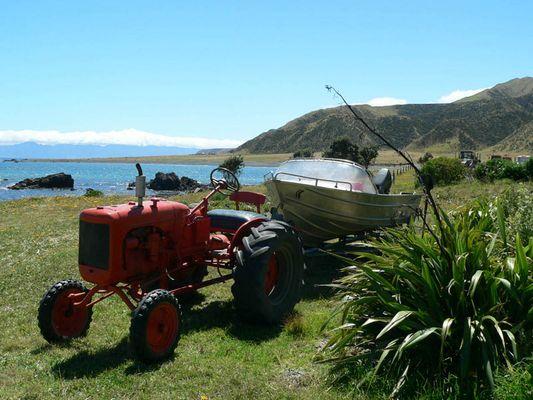 Irgendwo bei Wellington