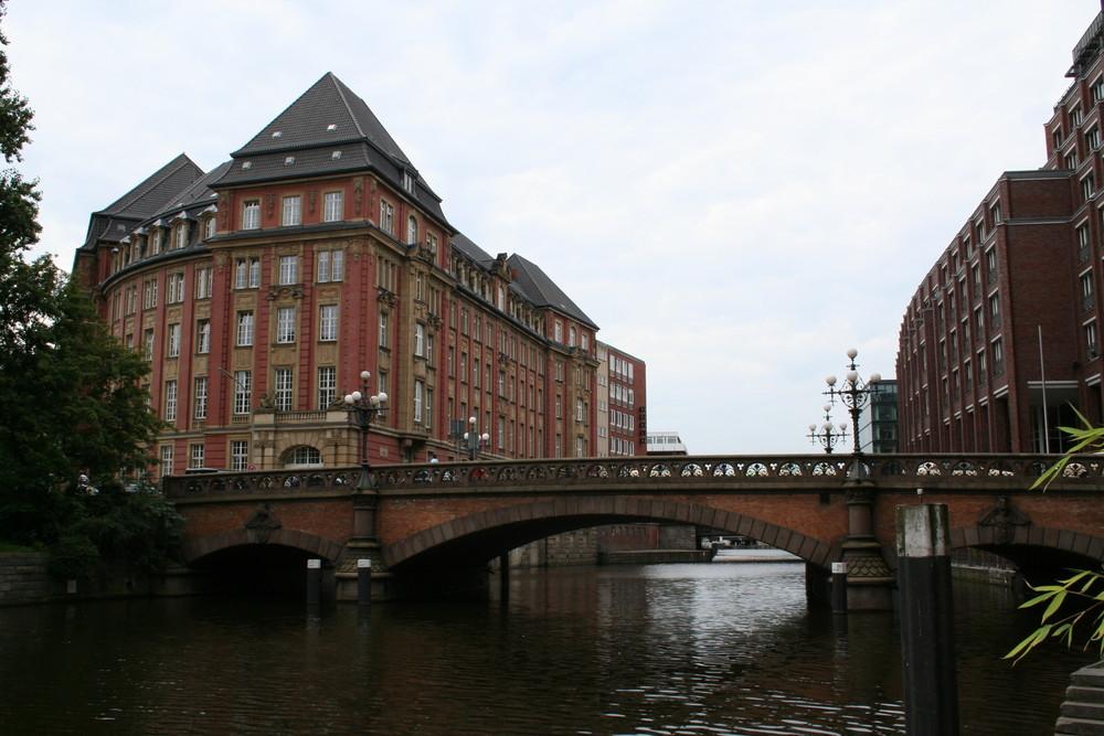 Irgendwo im Hamburg