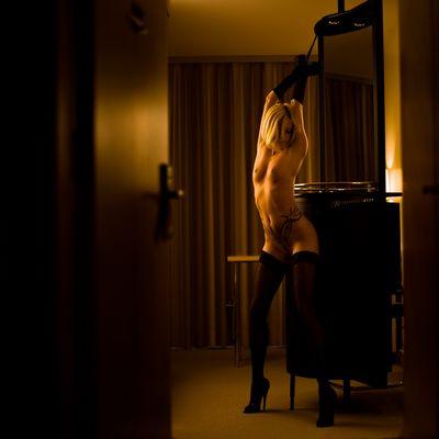 irgendwo im Hotel .....