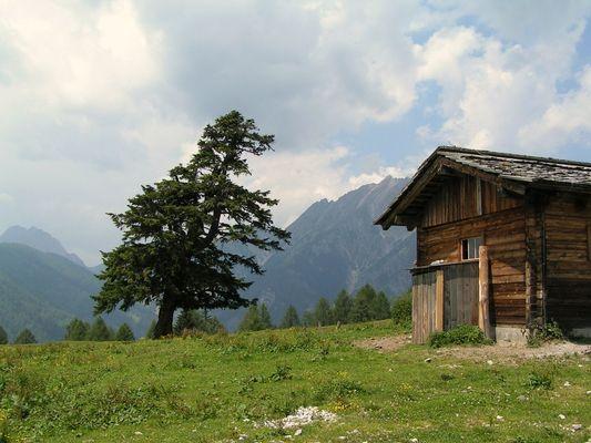 Irgendwo im Lesachtal, Kärnten, Austria