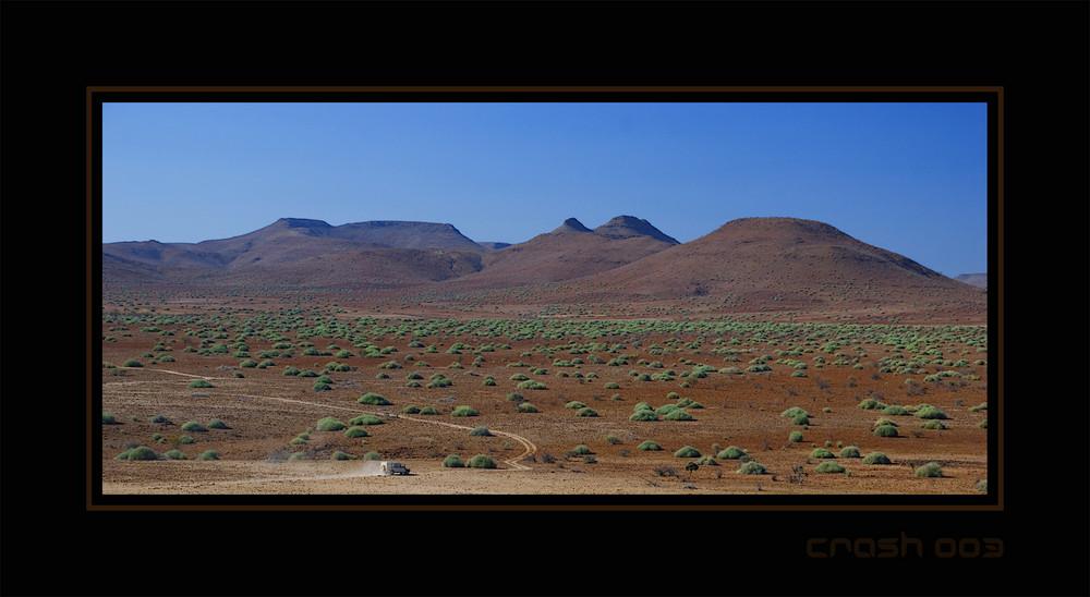 Irgendwo im Namibia