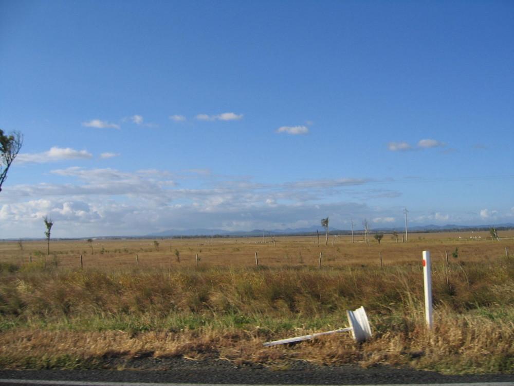 Irgendwo im Nirgendwo - Queensland / Australia