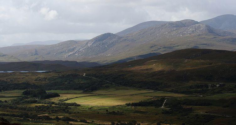 irgendwo im Norden Schottlands