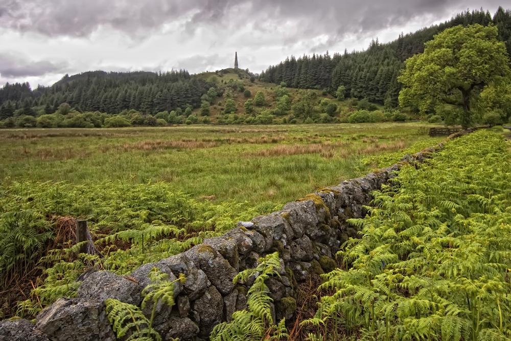 Irgendwo im Süden Schottlands