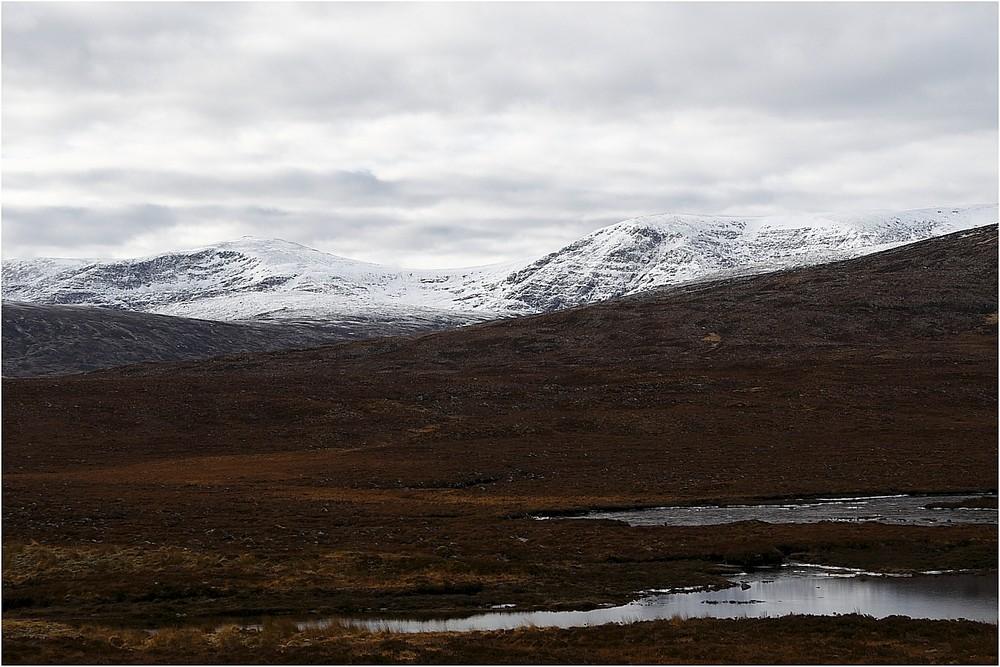 Irgendwo in den Highlands