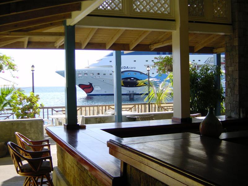 irgendwo in der Karibik