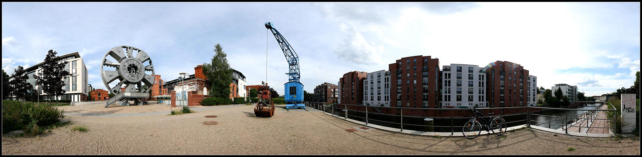 Irgendwo in Hamburg....
