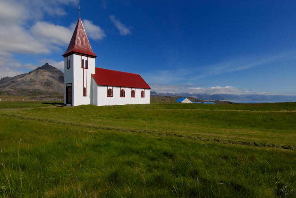 Irgendwo in Island