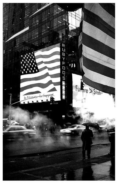 Irgendwo in New York ...