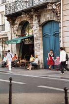 irgendwo in Paris