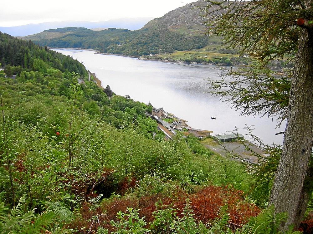 irgendwo in Schottland