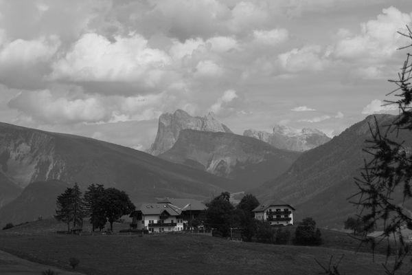 irgendwo in Südtirol