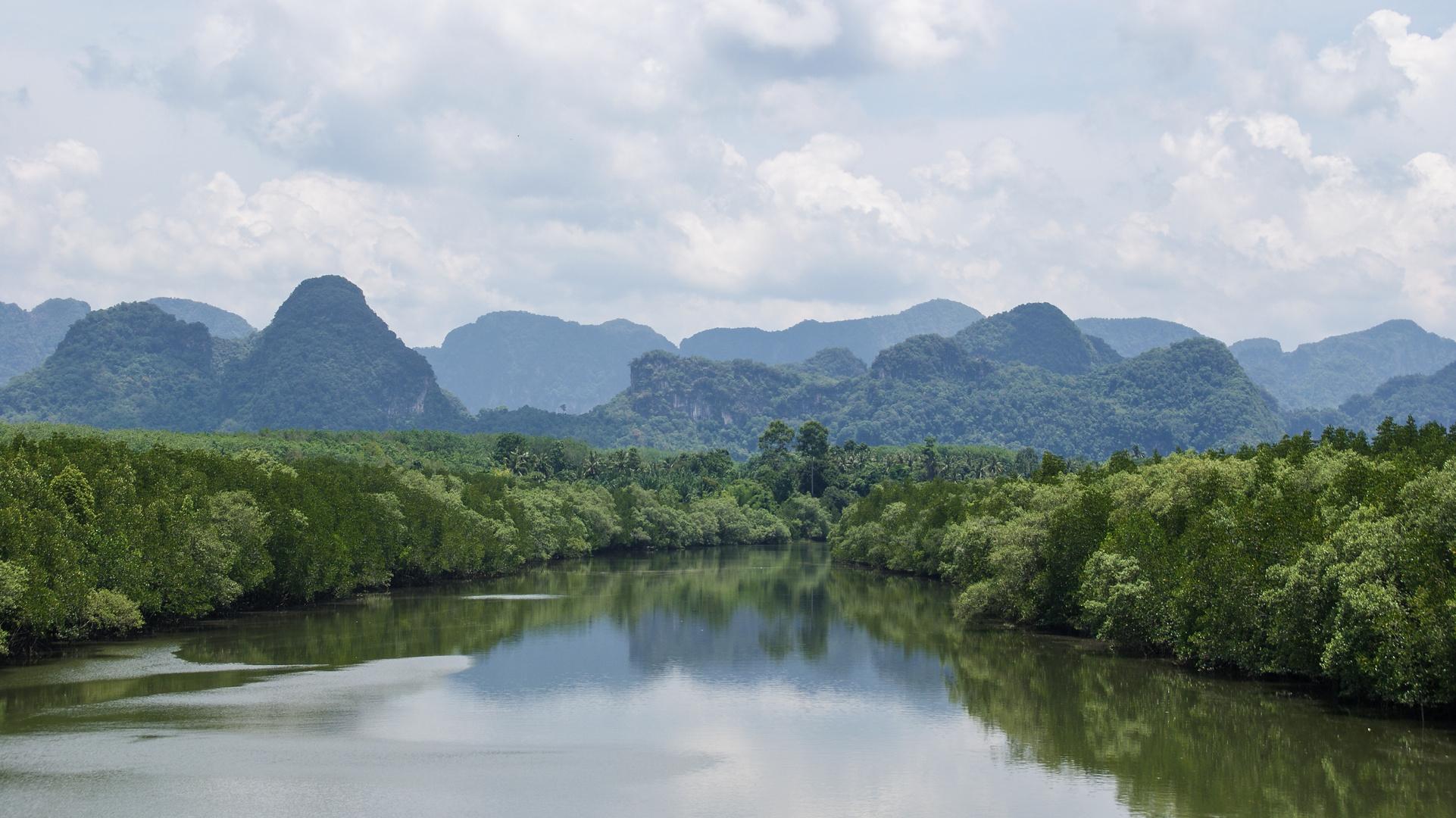 irgendwo in Thailand