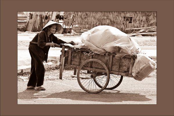 Irgendwo in Vietnam