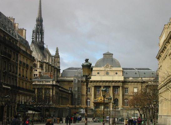 Irgendwo, Irgendwas, Irgendwann in Paris