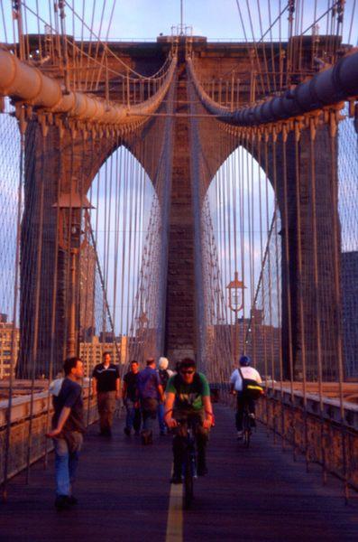 Irgendwo zwischen Manhattan und Brooklyn