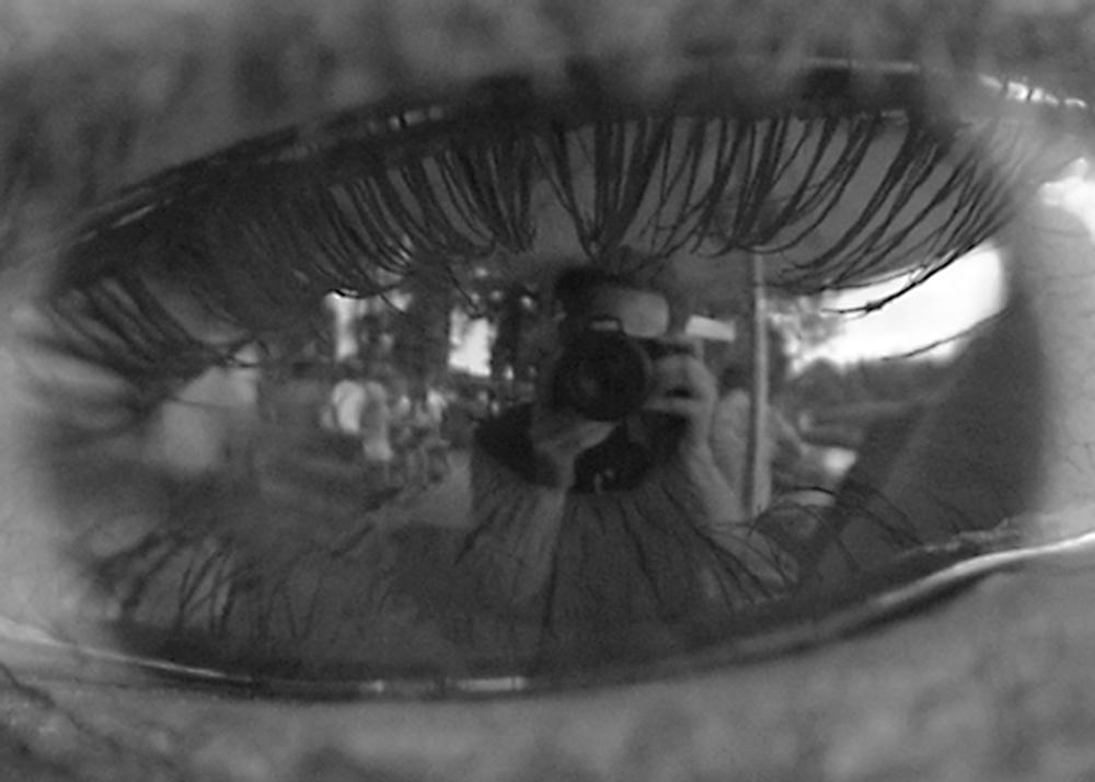 Iris an Fotograph