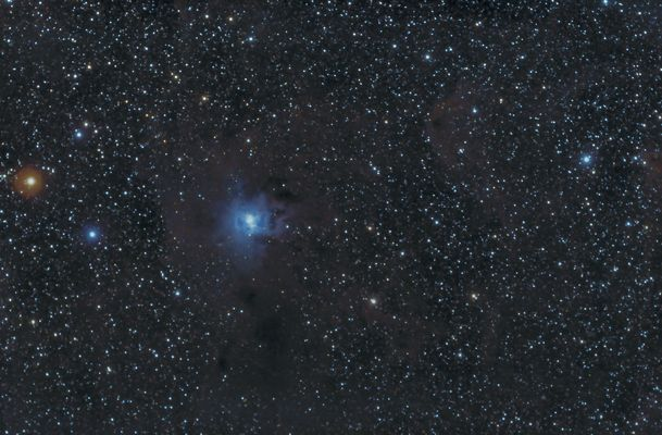 Iris Nebel NGC 7023