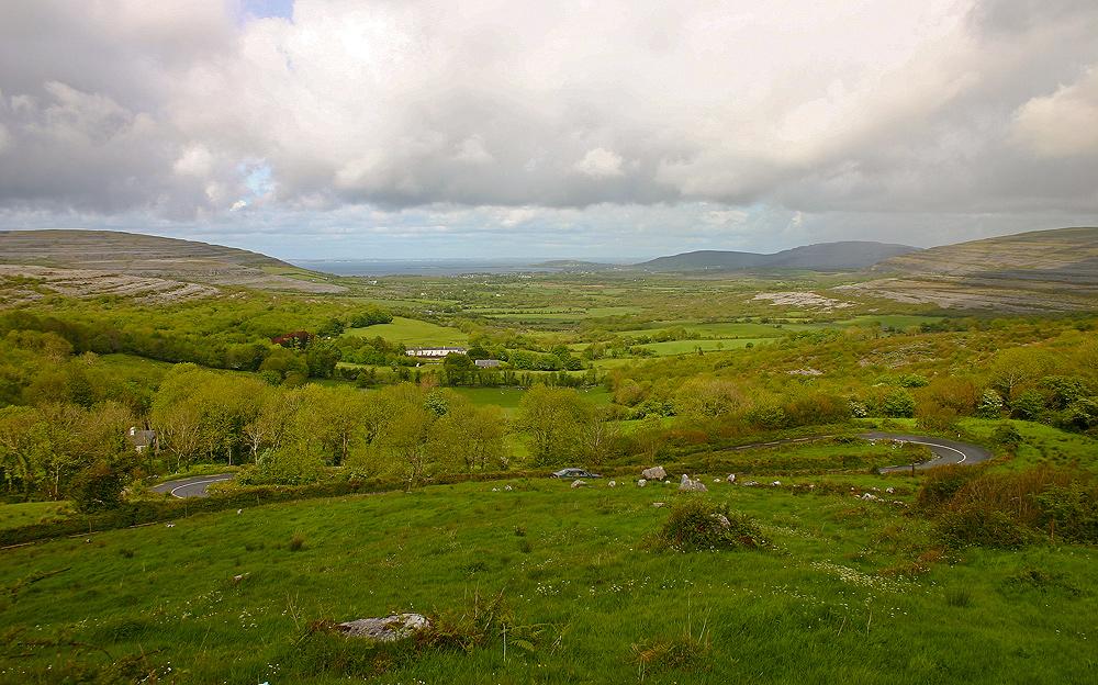 Irische Aussichten...XVI...