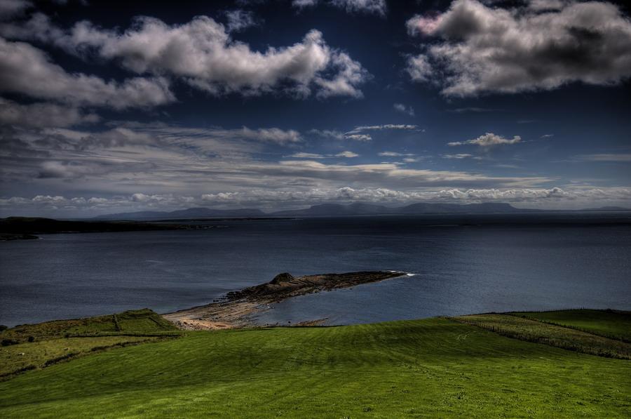 irische Landschaft...
