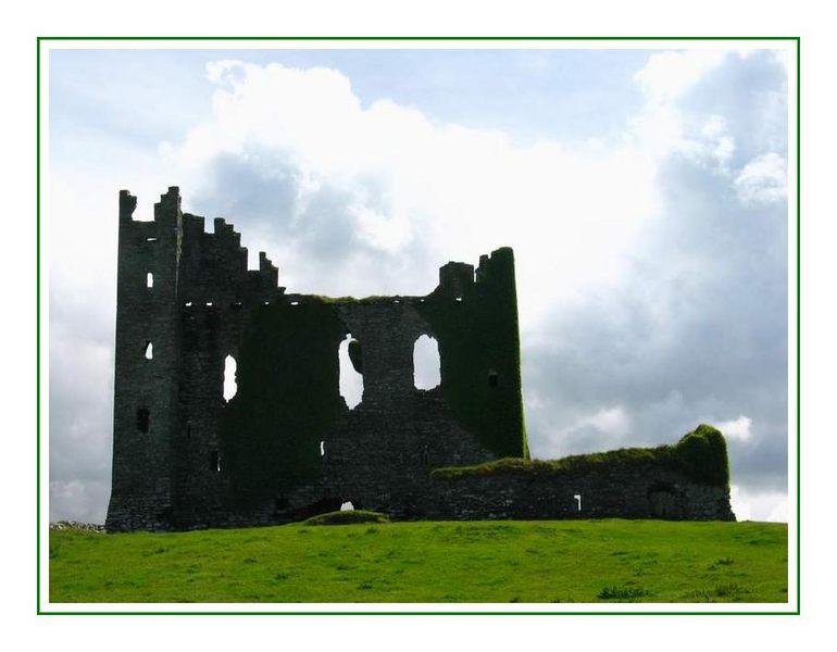 Irische Ruine